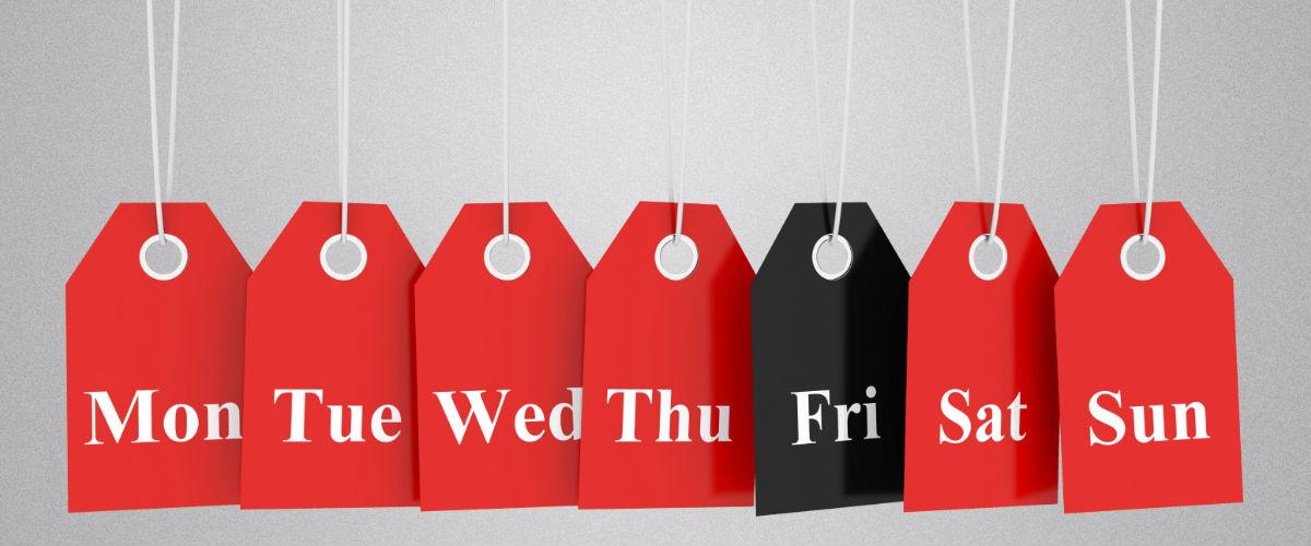 Black Friday: descuentos en préstamos personales
