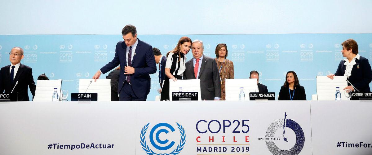 Cumbre del Clima en Madrid: ¿Qué impacto económico tendrá?