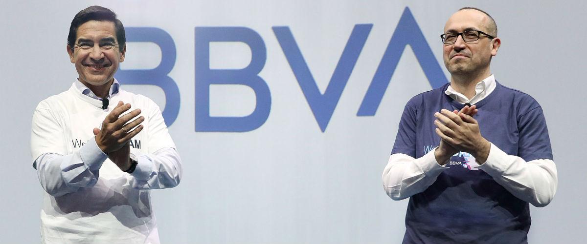 El BBVA renueva su identidad de marca