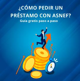 Guía kreditiweb para préstamos con ASNEF